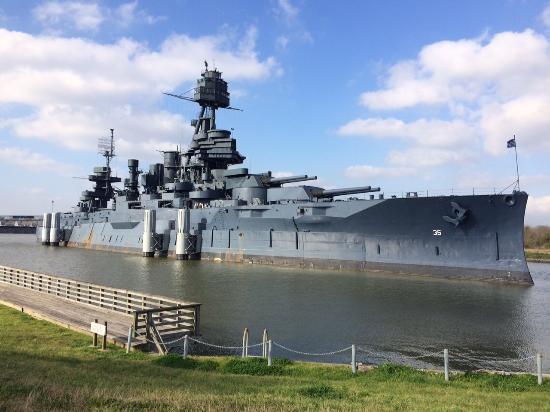 La Porte, TX: Battleship Texas