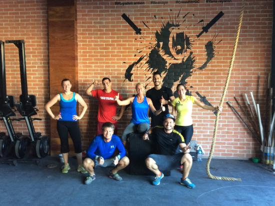 Crossfit Playa del Carmen