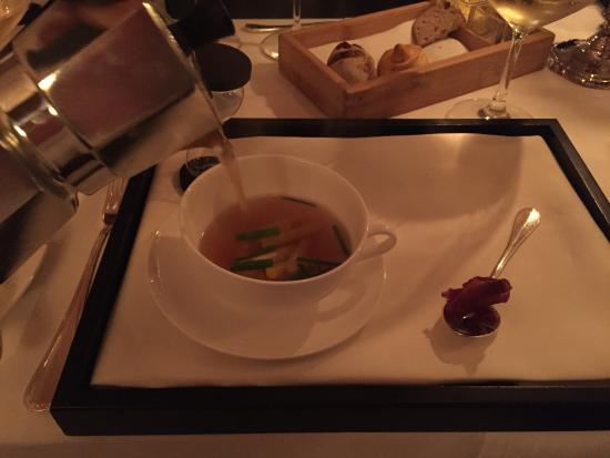 Walserhof: Suppe