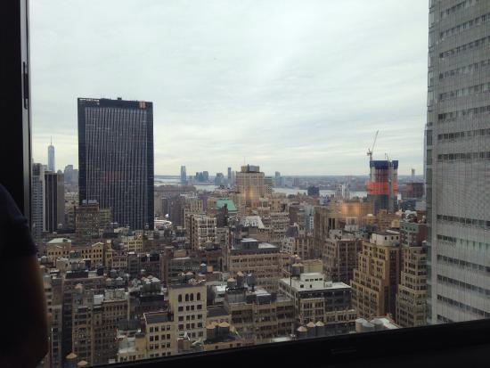 Birthday in New York
