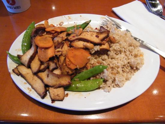 Kung pao asian diner something is