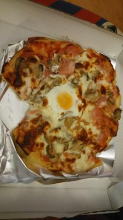 Perillo, Ισπανία: Pizza Caprichosa