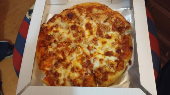 Perillo, Ισπανία: Pizza de la Casa