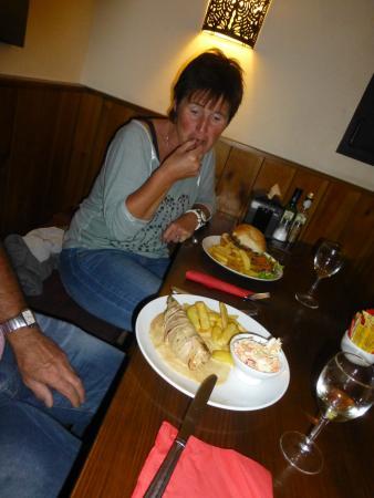 Lajares, Spanien: Kip gerecht