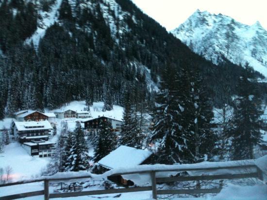 奧地利阿爾卑斯山地區照片