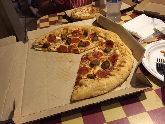 North Miami Beach, Floryda: Pizza Hut!