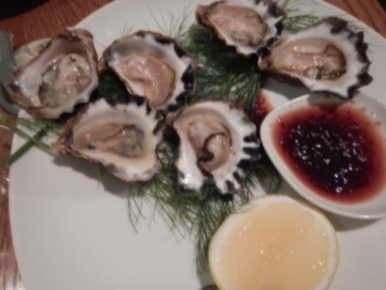 Greater Sydney, Australia: Divine oysters