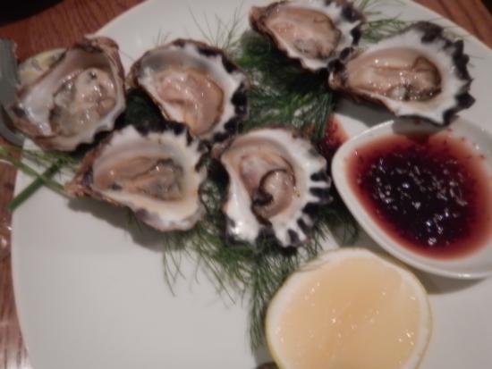 Greater Sydney, Austrália: Divine oysters