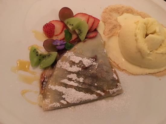 OPUS Wine Bar: Dessert