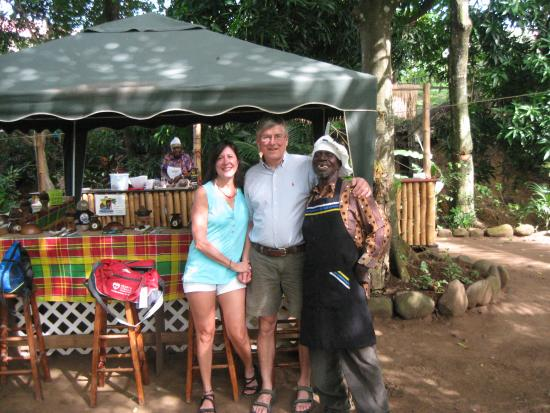 Gros Islet, St. Lucia: Little Lucian cooking school
