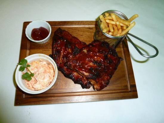 Bromley, UK: Baby Back Ribs