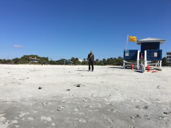 Veneza, Flórida: playas