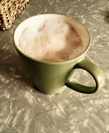 Sauk Centre, MN : my cappuccino