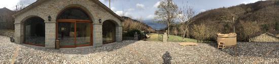 Marradi, Olaszország: SPA: Sauna - Idromassaggio - Sala Relax