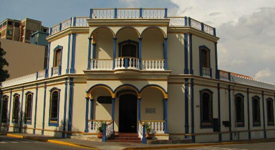 La Casa de Eustoquio Gomez