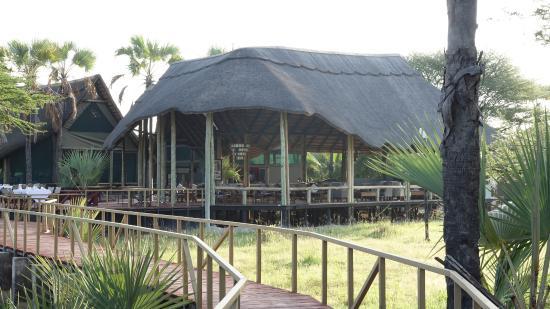 Tarangire National Park, Tanzania: Die Eingangshalle