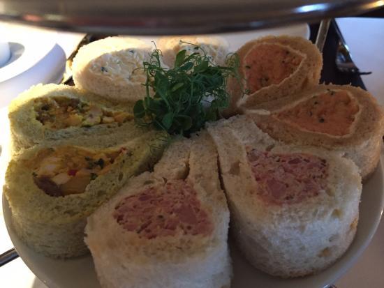 Stadhampton, UK: Sandwiches