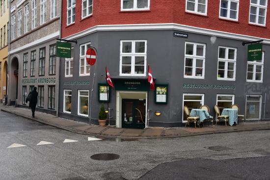 Restaurant Kronborg I Den Gamle Midtby København