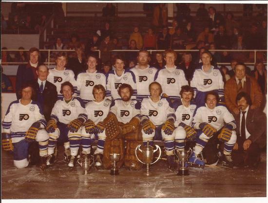 Fife Ice Arena: 1970s