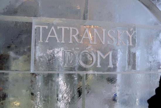 Vysoke Tatry, Slovakia: Tatranský Dóm