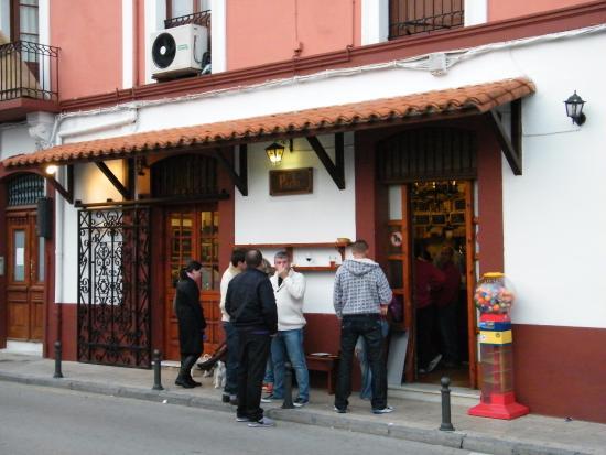 Santoña, España: Exterior