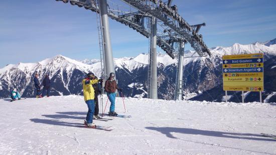 Sankt Johann im Pongau, Austria: start point