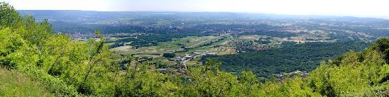Brosso, Italië: veduta