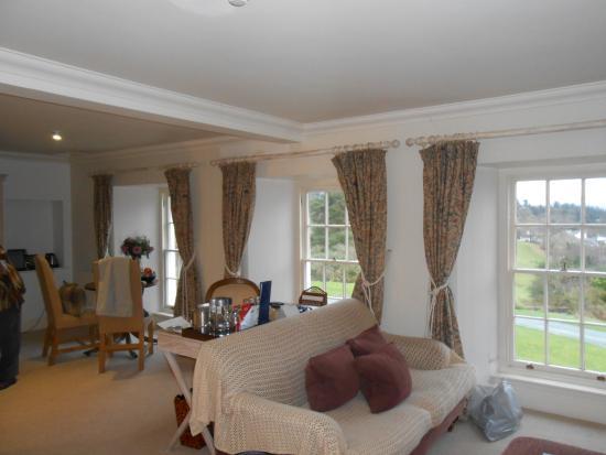 The Samling Hotel: Tethera Room