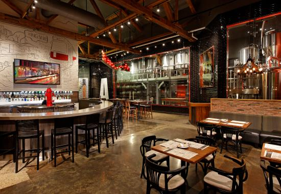 Photo of American Restaurant Amsterdam BrewHouse - On the Lake at 245 Queens Quay W, Toronto, ON M5J 2K9, Canada