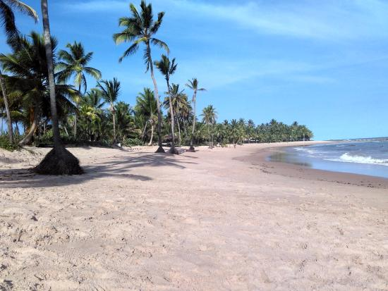 Lauro de Freitas, BA: Praia Busca Vida
