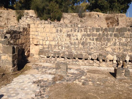 Beit She'an, Israel: Public toilet - marble for cleaningness