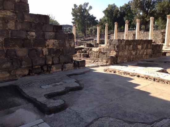 Beit She'an, Israel: Beit Shean
