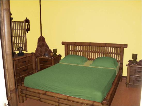 Casa Silvia: Chambre maritale