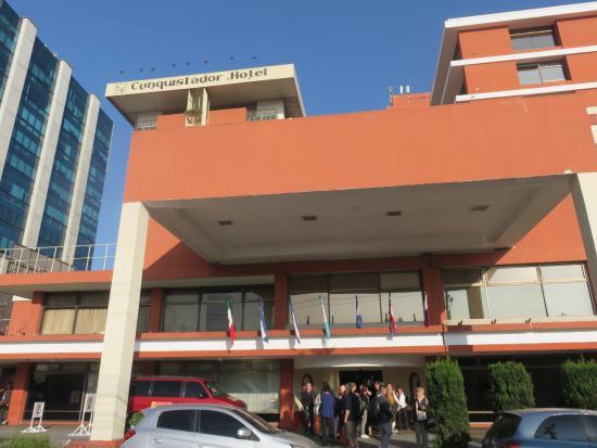征服者會議中心飯店照片