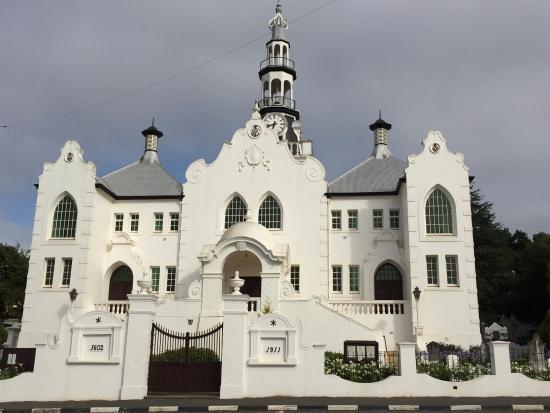 Swellendam, Sør-Afrika: the old church