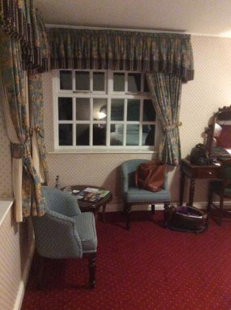 Νάτσφορντ, UK: A corner room