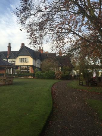 Knutsford, UK: Peaceful location