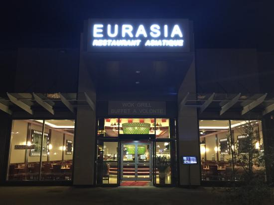 Sens, Prancis: Eurasia