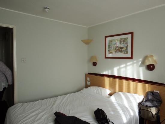 Salford, UK : Cosy double room