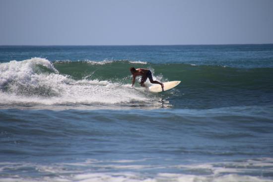 Playa Samara, Costa Rica: Shot taken from a undisclosed location on the trip