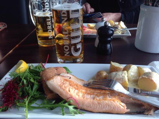 Are, السويد: Dagens lunch var helt underbar och personalen mycket trevlig 👍