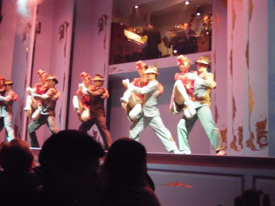 show de tango picture of cafe de los angelitos buenos