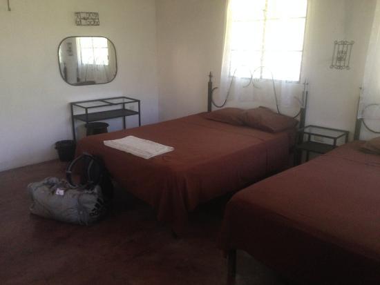 Quirigua, Guatemala: My room