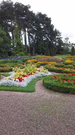 Paignton, UK: Gardens