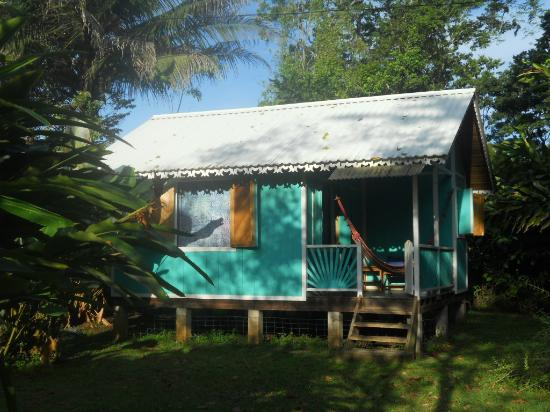 Chimuri Beach Retreat: Sea Heart cottage 2015