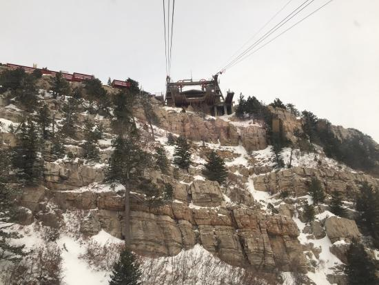 Sandia Peak Tramway: photo1.jpg