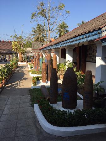UXO Laos Visitor Center: UXO center
