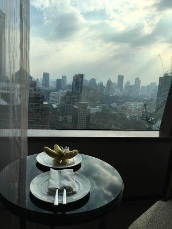 The Okura Prestige Bangkok: Nice hotel with excellent service