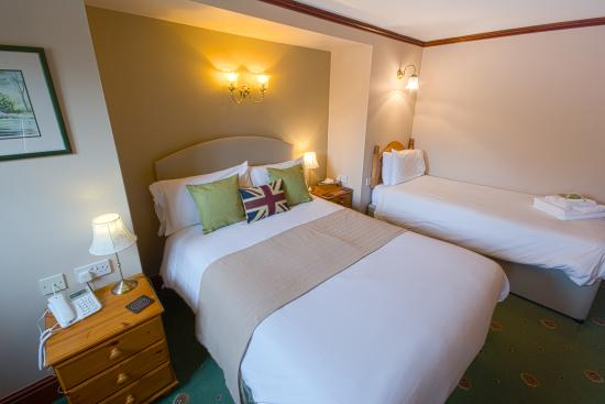 Bamford, UK: Room 15 Double or Twin
