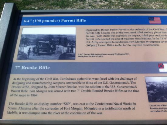 Fort Morgan State Historical Site Visitors' Center, Alabama